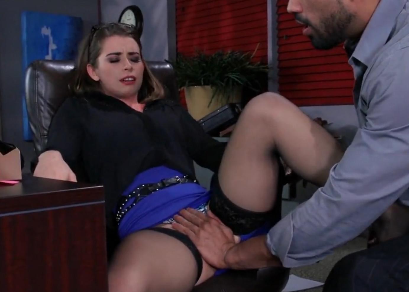 sex på jobbet